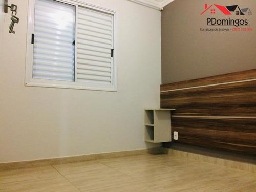 apartamento   térreo   no condomínio residencial verano, em nova veneza, na cidade de sumaré - sp!!! - ap00289 - 34453984