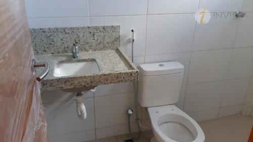 apartamento térreo residencial à venda, bessa, joão pessoa - ap5536. - ap5536