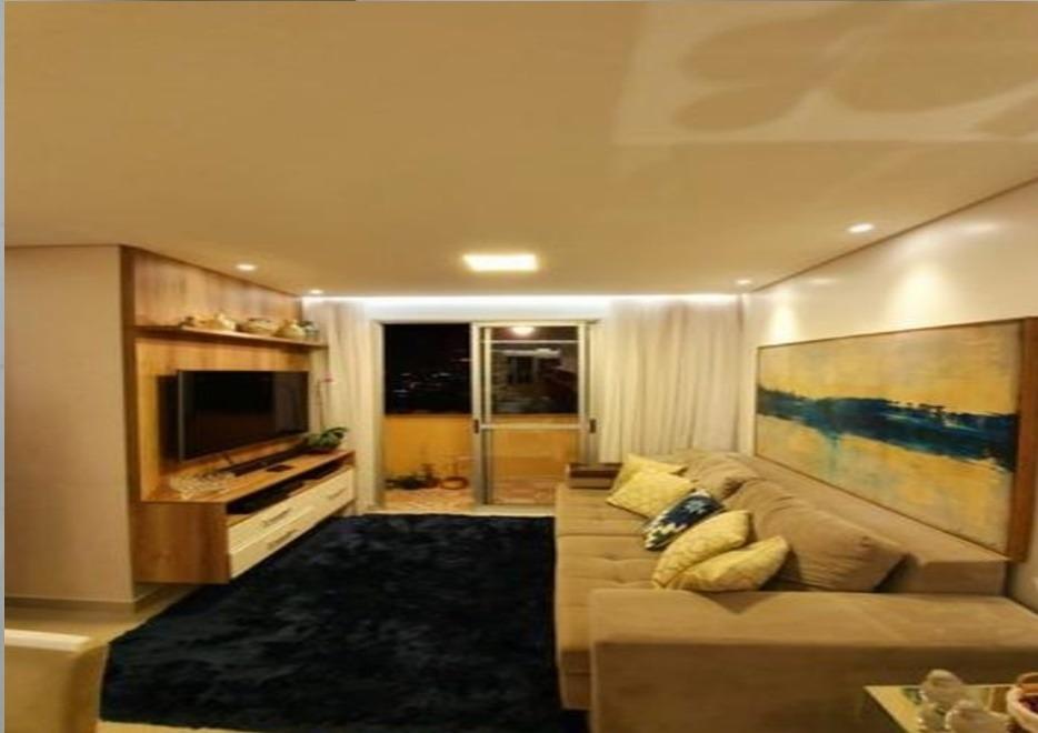 apartamento the jazz, 58m², 2 dormitórios, vila milton