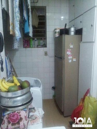 apartamento tijuca - 1 quarto - 24