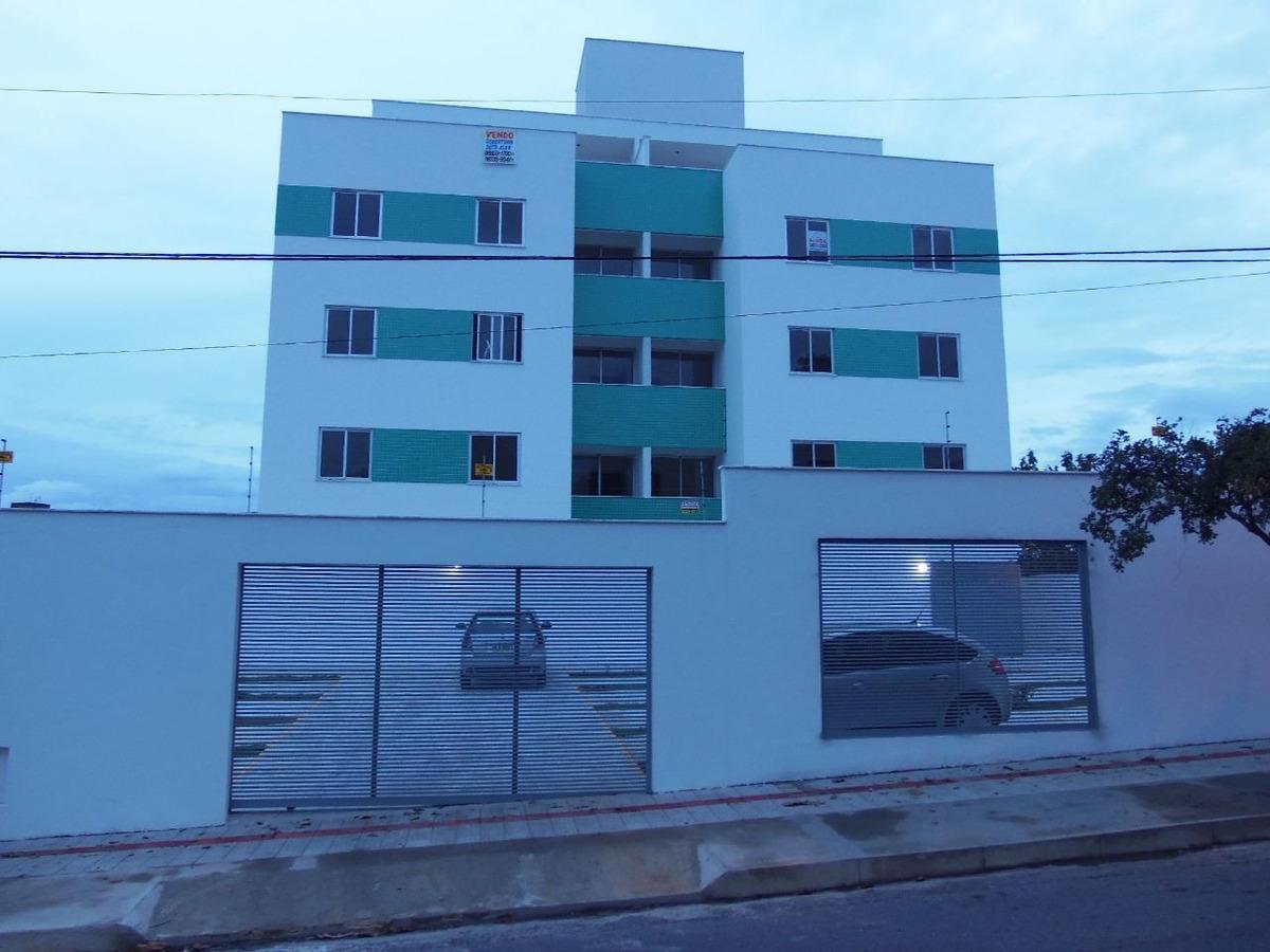 apartamento tipo com varanda 2 quartos santa branca belo horizonte - lis1412