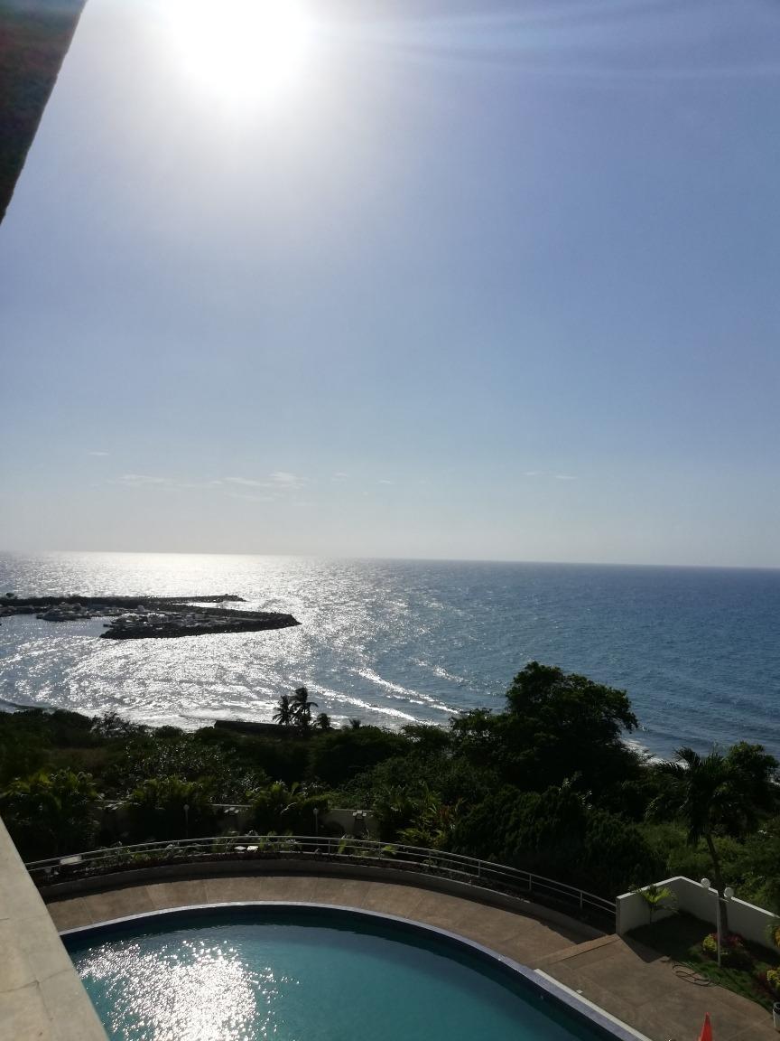 apartamento tipo estudio con vista al mar