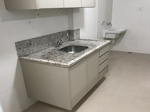 apartamento tipo loft quarto e sala 63m2 no horto florestal - tpa328 - 34330348