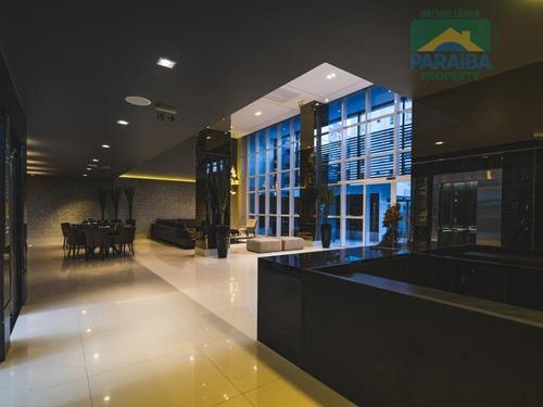 apartamento tipo loft residencial - venda - tambaú, joão pessoa - lf0001. - lf0001