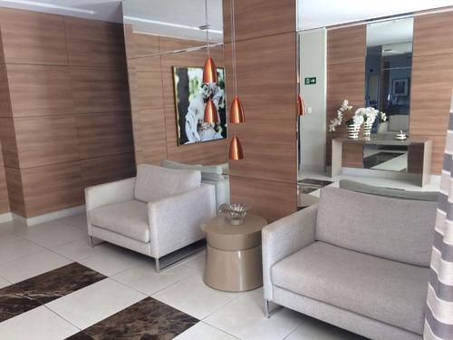 apartamento tipo studio mobiliado 1 quarto 40m2 no rio vermelho - bru761 - 34357269