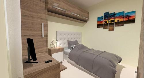 apartamento tipo studio residencial à venda, parada xv de novembro, são paulo - st0034. - st0034