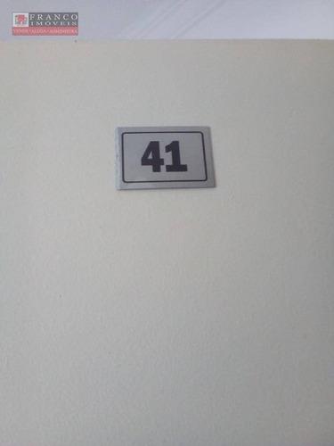 apartamento todo em porcelanato com ótimo preço - ap0161