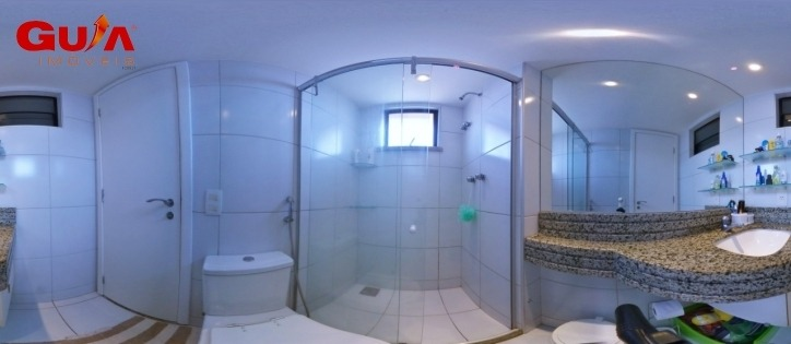apartamento todo projetado  - 1459