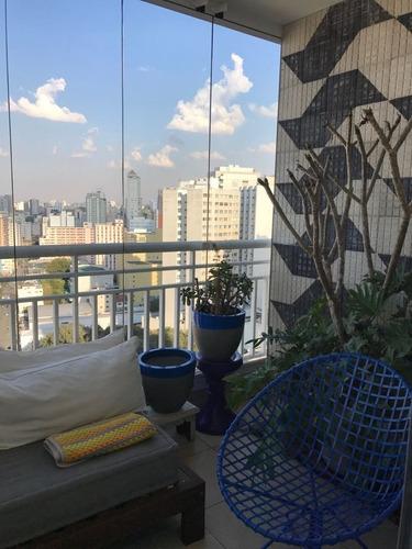 apartamento todo reformado e muito bonito - v-1021