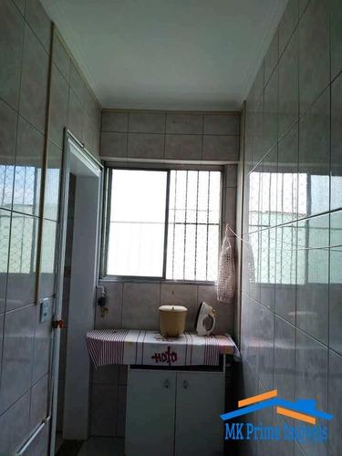 apartamento todo reformado na vila dos remédios - 60m². - 433