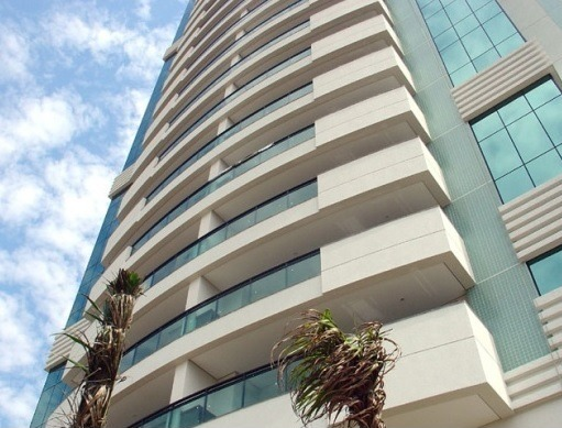 apartamento torre del mar - 171m² - mobiliado