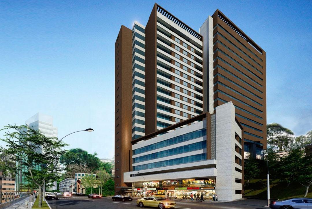 apartamento torre empresarial p-15 cod.552790