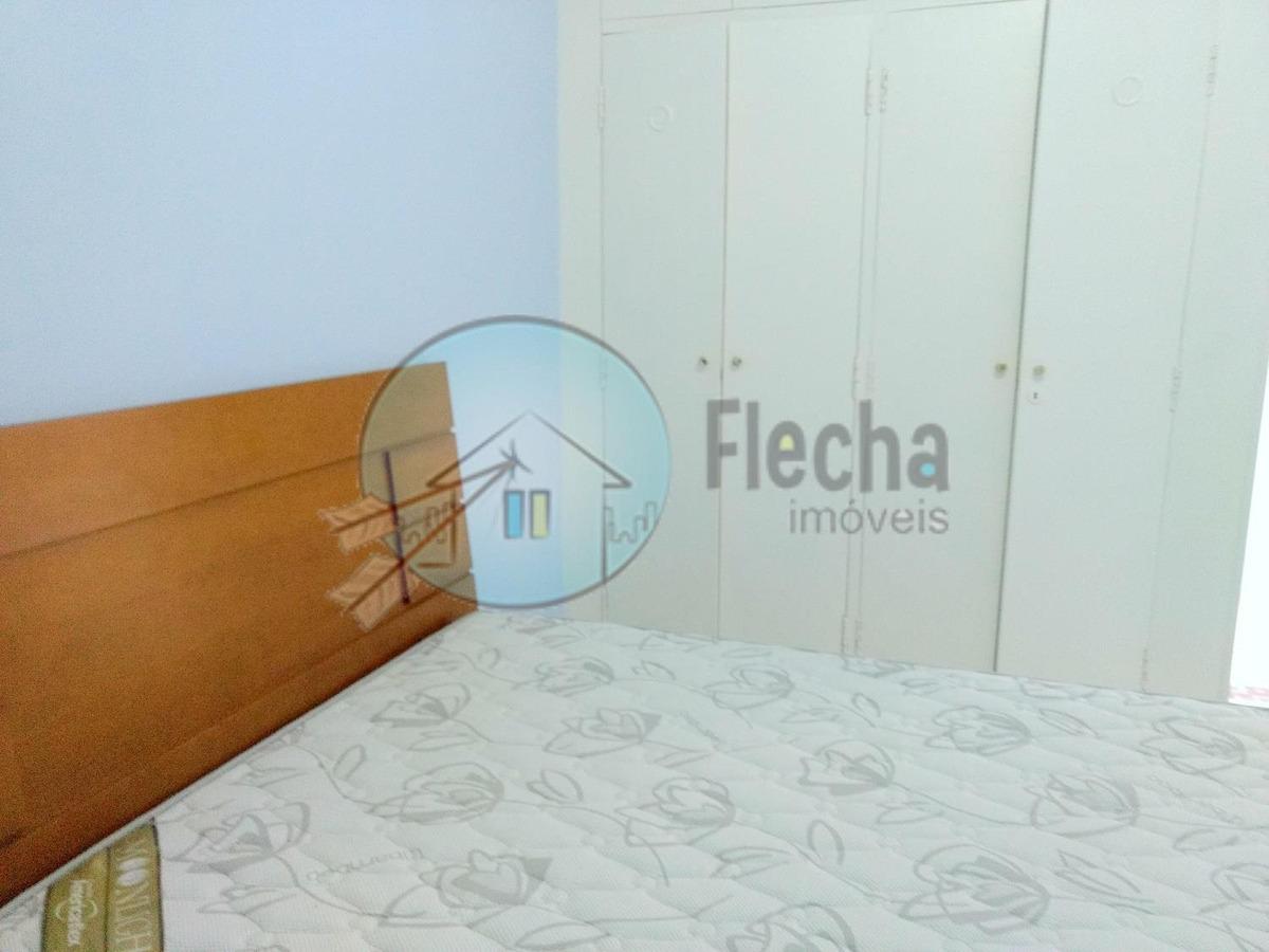 apartamento totalmente reformado, 4 dormitórios, sendo 1 suíte e 1 vaga. - 59613