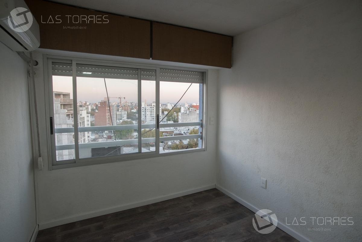 apartamento - tres cruces - prox terminal, piso alto, g.c 3.100