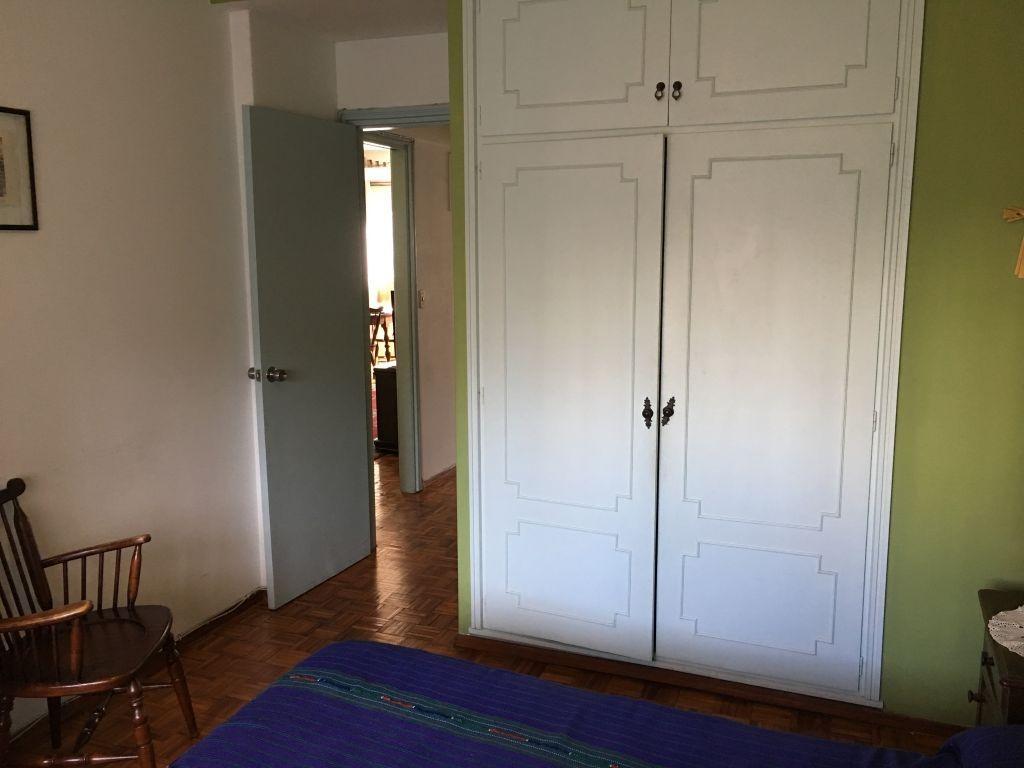 apartamento tres cruces venta 2 dormitorios, 18 y br. artigas, servicio, gje.