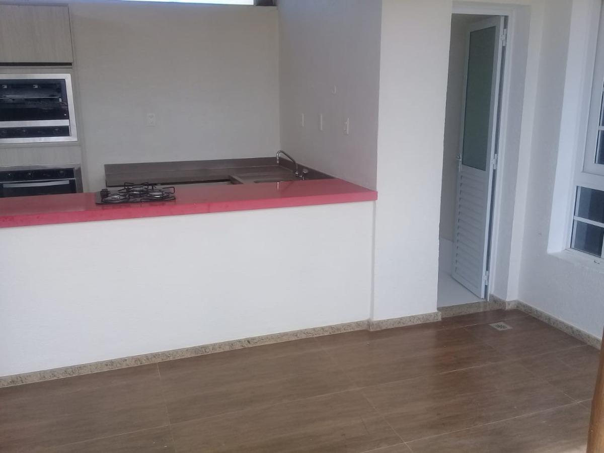 apartamento triplex, 2 suites, piatã