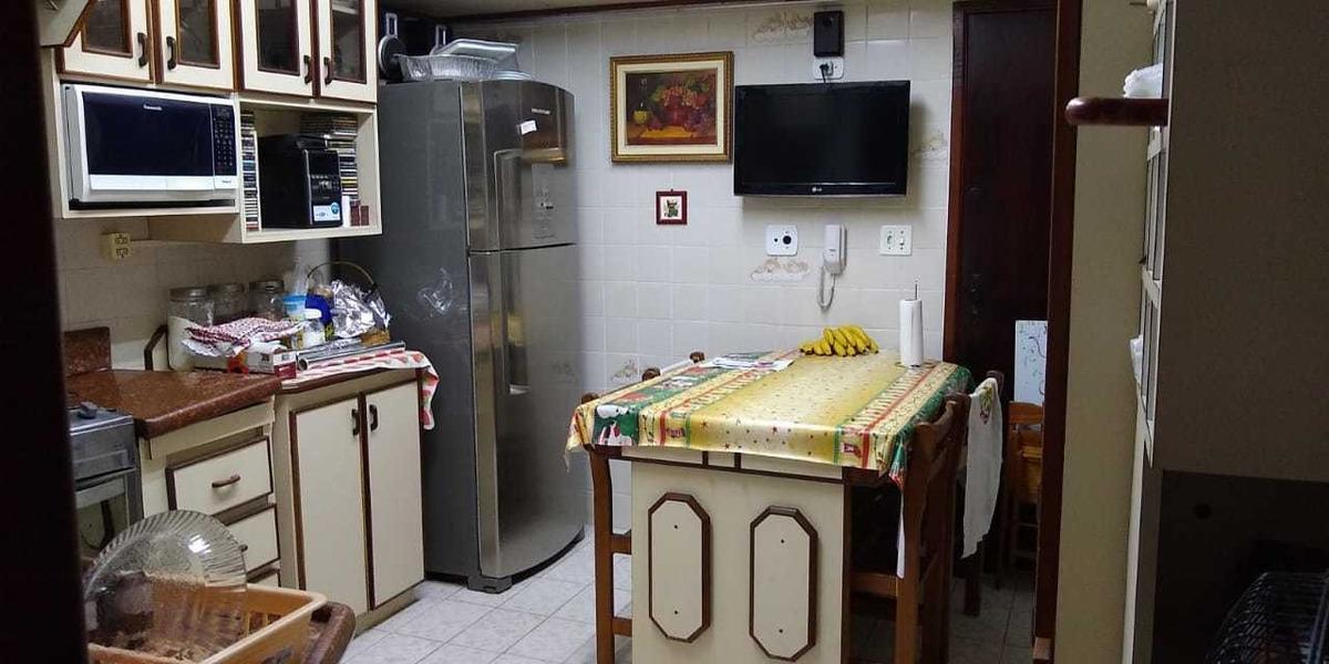 apartamento triplex 3 dormitórios