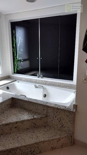 apartamento triplex residencial à venda, jardim, santo andré. - codigo: ad0001 - ad0001