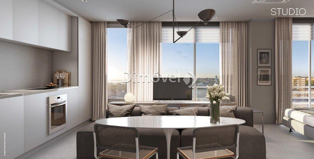 apartamento - tristeza - ref: 11428 - v-11428