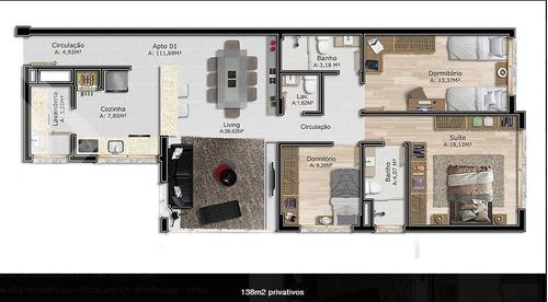 apartamento - tristeza - ref: 232905 - v-232905