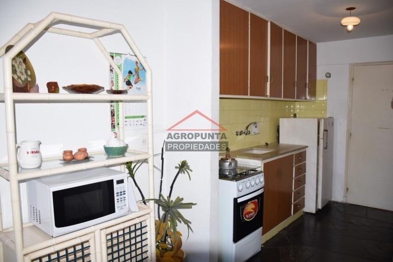 apartamento un ambiente en península ideal parada renta!-ref:108