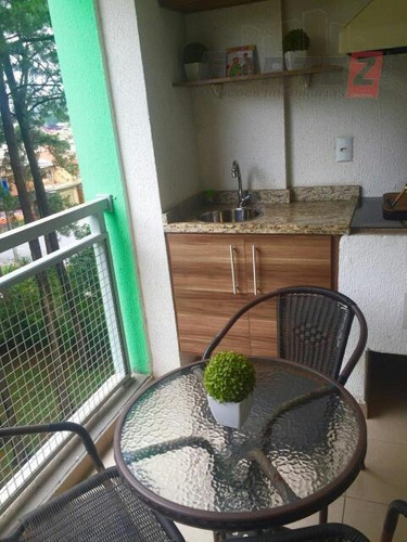 apartamento uni bosque maia, jardim flor da montanha, guarul
