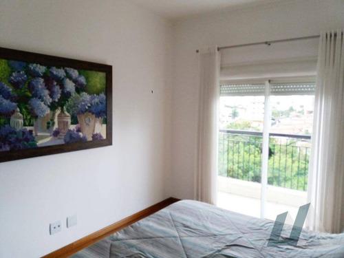 apartamento único campolim frente para o bosque - ap1721
