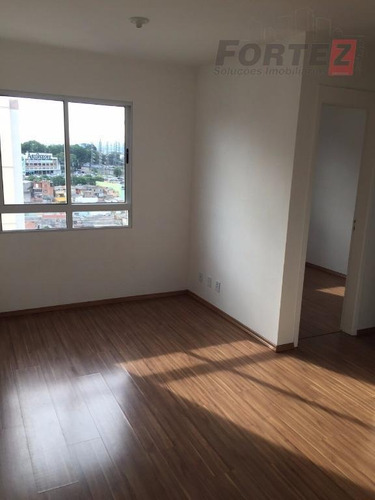 apartamento  único, ponte grande, guarulhos. - codigo: ap307