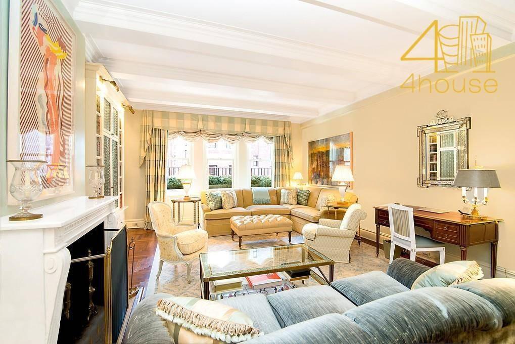 apartamento upper east side,  911 park avenue,  new york. - ap0048