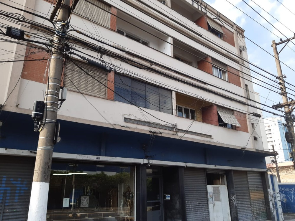 apartamento usado 75 m² por 320 mil  com 2 dormitórios e 1 suite na avenida celso garcia  terraço rede de telefone