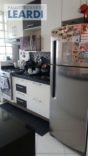 apartamento utinga - santo andré - ref: 549217
