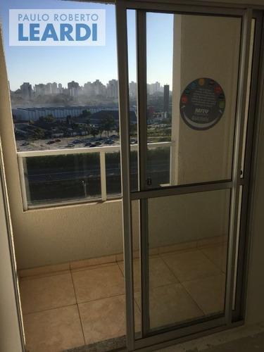 apartamento utinga - santo andré - ref: 555360