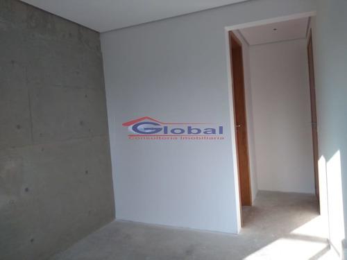 apartamento - v. alpina - santo andré - gl39261