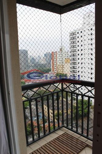 apartamento - v. bastos - santo andré - gl39348