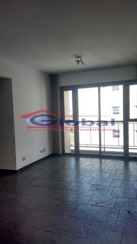 apartamento - v. guiomar - santo andré - gl36595