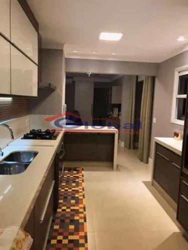 apartamento - v. scarpelli - santo andré - gl39370