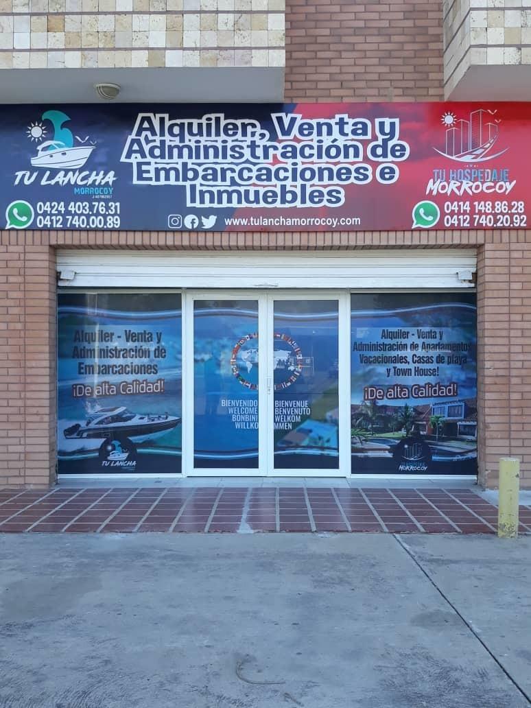 apartamento  vacacional en venta en tucacas morrocoy inm-033