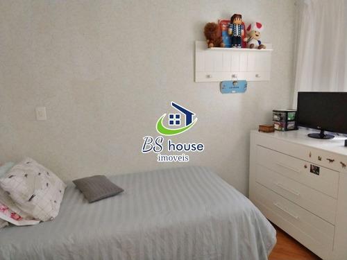 apartamento - valparaíso santo andré - 5783
