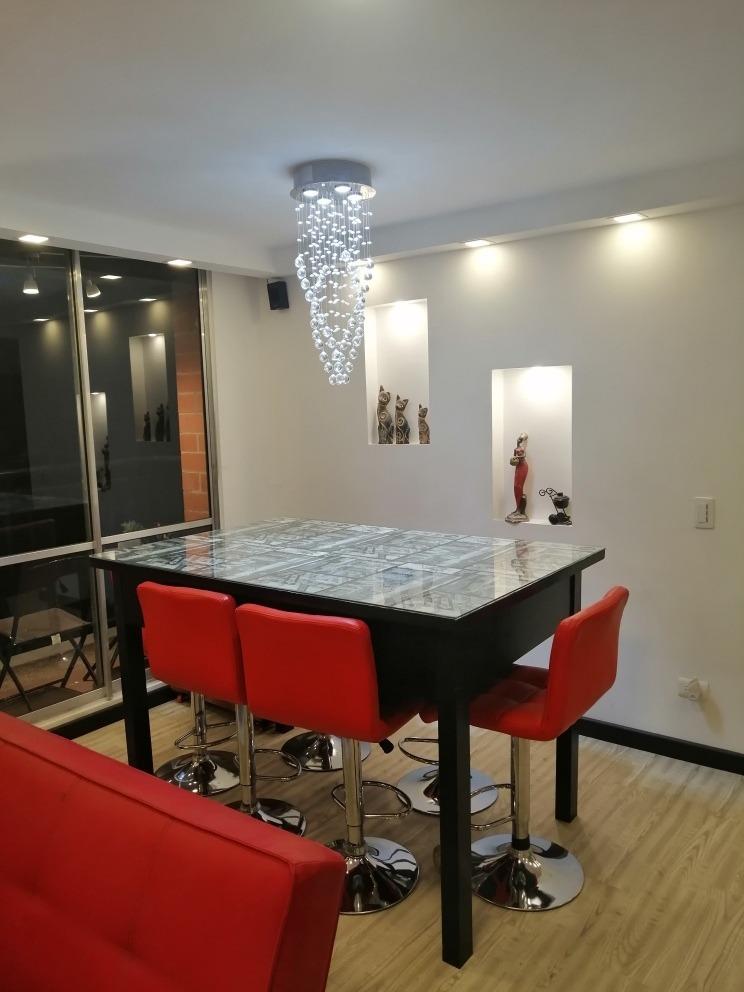 apartamento variante madrid 65m2 3 habitaciones