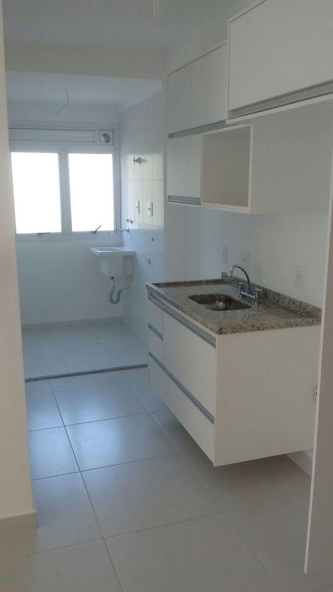 apartamento à venda, 1 quarto, 1 vaga, alpina - santo andré/sp - 45813