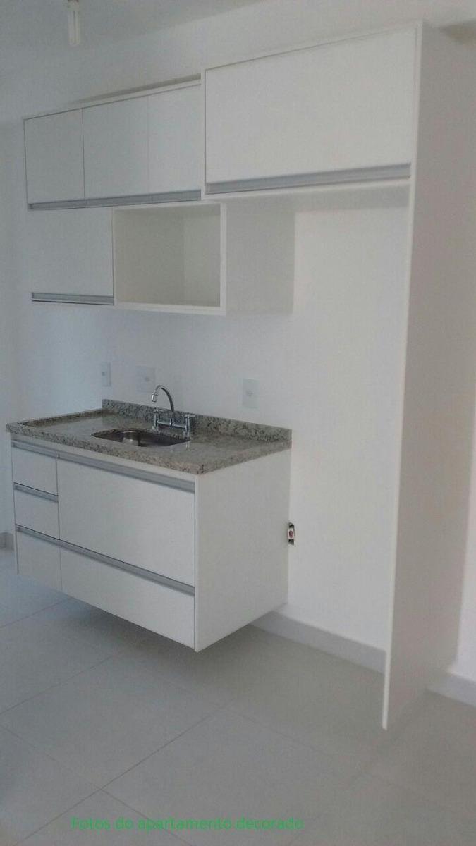 apartamento à venda, 1 quarto, 1 vaga, alpina - santo andré/sp - 45818