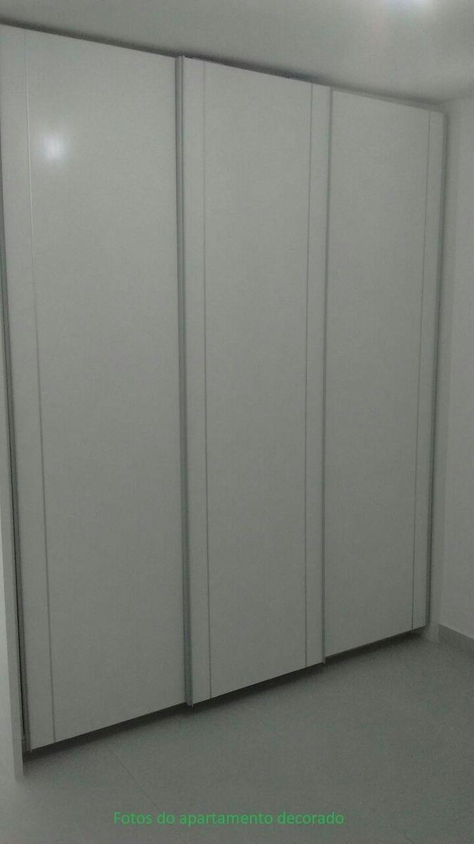 apartamento à venda, 1 quarto, 1 vaga, alpina - santo andré/sp - 45820
