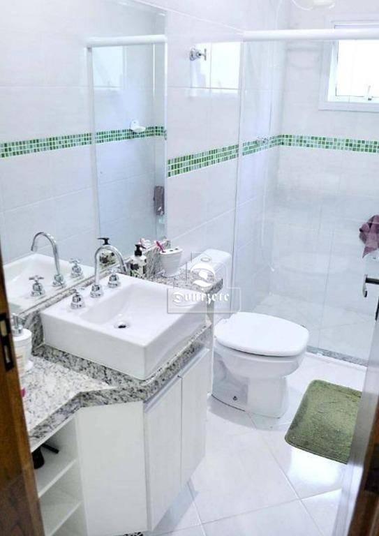 apartamento à venda, 100 m² por r$ 480.000,00 - vila gilda - santo andré/sp - ap11220