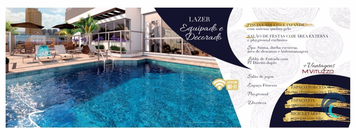 apartamento à venda, 102 m² por r$ 733.200,74 - jardim aquarius - são josé dos campos/sp - ap0858