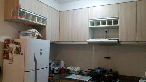 apartamento à venda, 103 m² por r$ 570.000,00 - floradas de são josé - são josé dos campos/sp - ap2622