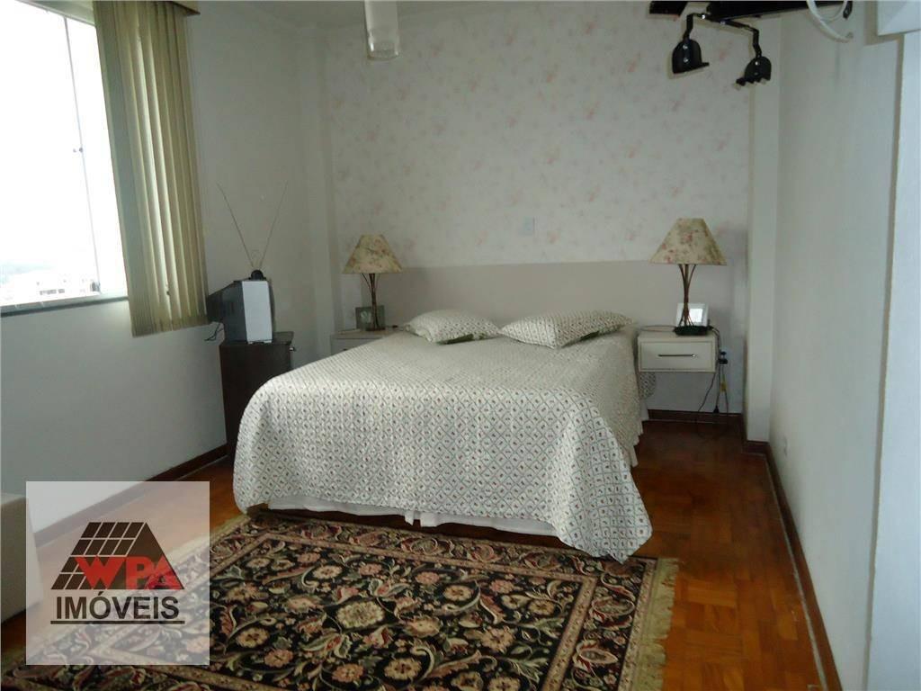 apartamento à venda, 105 m² por r$ 380.000,00 - centro - americana/sp - ap0622
