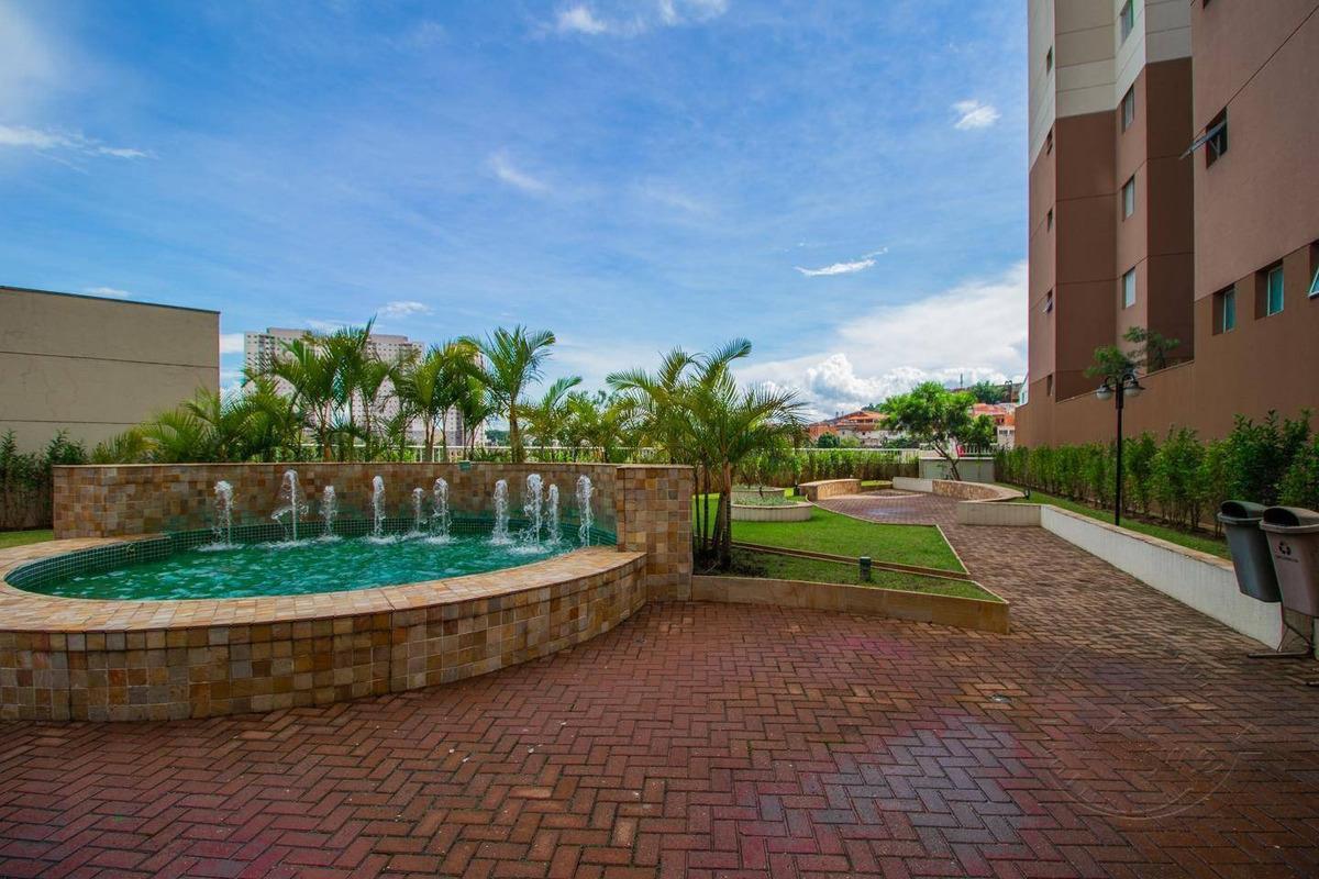apartamento à venda, 105 m² por r$ 610.000,00 - jardim tupanci - barueri/sp - ap0459