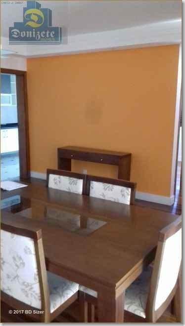 apartamento à venda, 106 m² por r$ 529.000,00 - vila gilda - santo andré/sp - ap0702