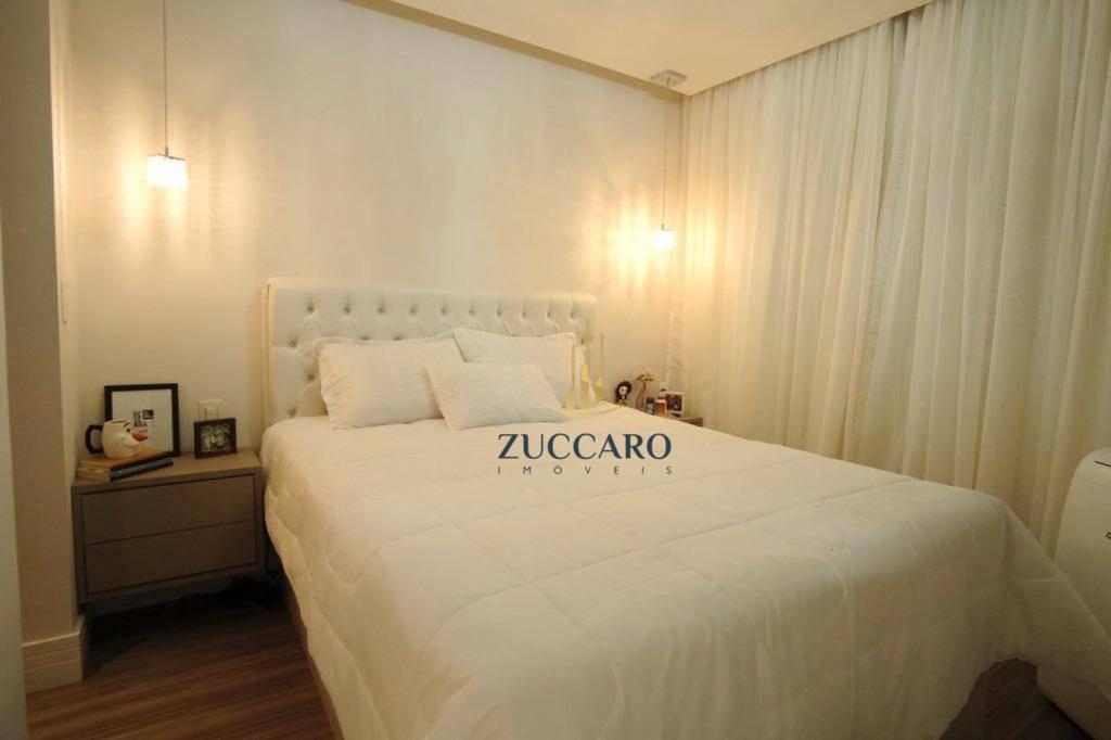apartamento à venda, 106 m² por r$ 780.000,00 - jardim flor da montanha - guarulhos/sp - ap14556