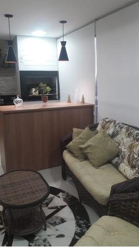 apartamento à venda, 107 m², 3 quartos, 3 banheiros, 1 suíte - 8341